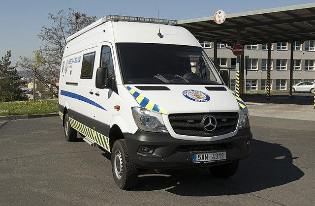 Městská policie hl. m. Prahy – oddělení prevence